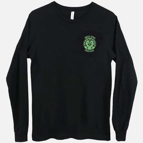 Relic Serpent Long Sleeve Black Large